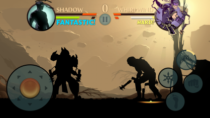 Image result for shadow fight 2
